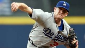 Correia played in nine games for the Dodgers last season.